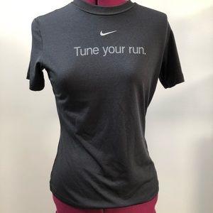 """Nike """"Tune your run"""" tee"""